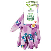 Non Slip Latex Ladies Garden Gloves