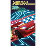 Disney Cars Neon Beach Towels