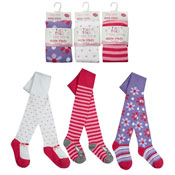 Baby Fancy Design Tights Option 2