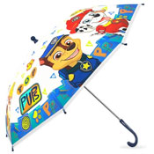 Official Childrens Boys Paw Patrol Pups Umbrella