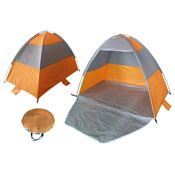 Pop Up Monodome Beach Tent