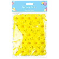 Easter Decorative Daisies 20 Pack