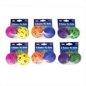 Rubber Pet Balls