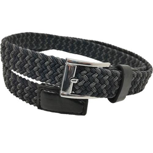 Stretchy Belts Navy/Grey