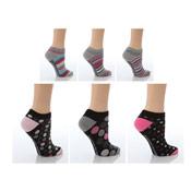 Jennifer Anderton Ladies Trainer Socks