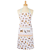 Cats on Parade Kitchen Apron