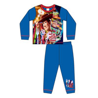 Boys Toddler Official Toy Story Outa Here Pyjamas