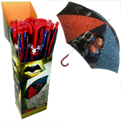 Junior Batman vs Superman Umbrella