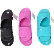 Ladies Plain Coloured Pool Slides