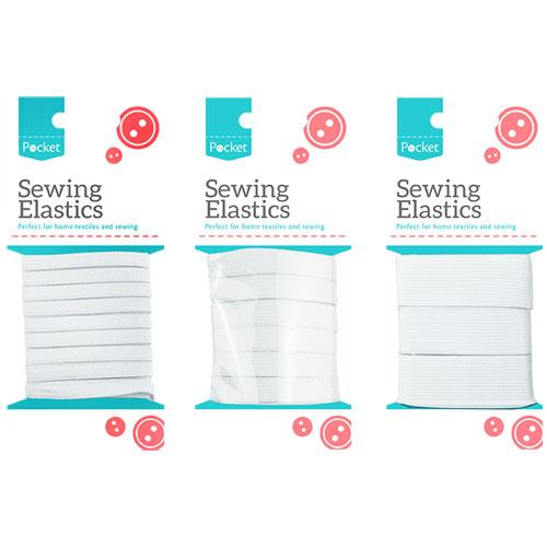 Sewing Elastics Multi Pack