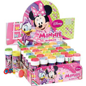 Disney Minnie Mouse Novelty Soap Bubbles