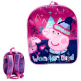 Official Peppa Pig Premium Backpack Wonderland