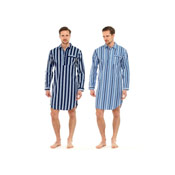 Mens Traditional Night Shirt