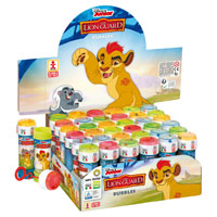 Official Disney Junior Lion Guard Bubbles