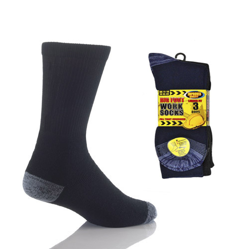 Big Foot Work Socks CARTON PRICE