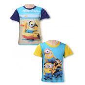 Boys Minions T Shirt
