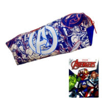 Official Rectangular Pencil Case Avengers