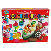 Make Your Own Dough Food Set