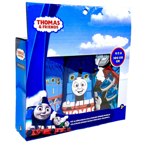 Official Boys Thomas & Friends Character Briefs