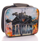 Batman Lunch Bags with Raised Artwork