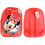 Minnie Mouse Red Extra Large Arch Backpack