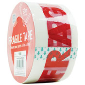 Fragile Tape Roll 50m