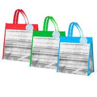 Aluminium Cooler Lunch Bag