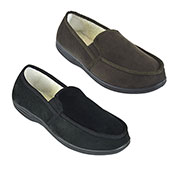 Mens Full Back Slip On Slipper