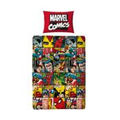 Marvel Comics 'Defenders' Duvet Set