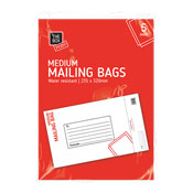 Medium Mailing Bag 5 Pack