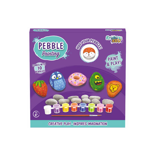 Pebble Painting Set by Kreative