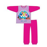 Official Girls Baby Shark Pyjamas