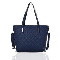 Arya Tote Bag Navy Blue