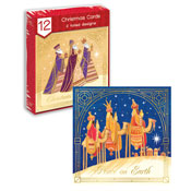 Traditional Christmas Cards Religious