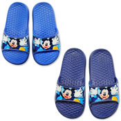 Official Boys Mickey Mouse Pool Slider Flip Flops