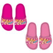 Paw Patrol Pink Pool Side Flip Flops