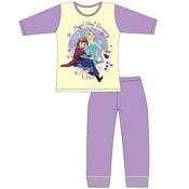 Girls Frozen Never Stop Dreaming Pyjamas