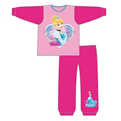 Girls Cinderella Snuggle Pyjamas