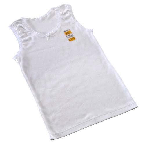 Girls Cotton Vests