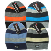Boys Thinsulate Striped Hat