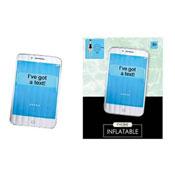 Inflatable Mobile Phone Design Lilo