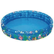 Inflatable Tropical Fish Pool