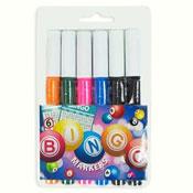 Bingo Markers 6 Pack