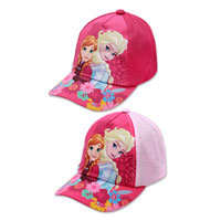 Official Disney Frozen Baseball Cap With Mesh