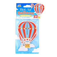 Hot Air Balloon Air Freshener