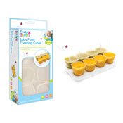 Baby Food Freezing Cubes