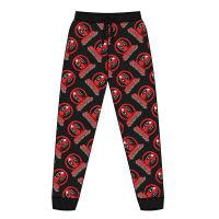 Mens Official Deadpool Lounge Pants