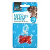 Hi Visibility Pet Safety Flasher