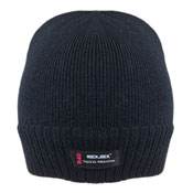 Boys Thermal Insulation Hat Black