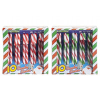 Christmas Candy Canes 10 Pack